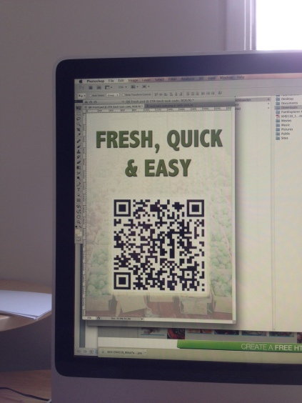 TECH TASK #8 – PART.1 – QR Codes